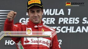 Gp Germania, Ferrari e dintorni