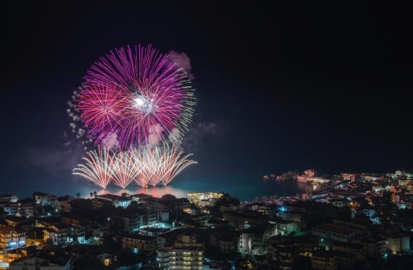 Note di fuoco 2019 - Festival dell'Arte Pirotecnica giunge alla sua ottava edizione