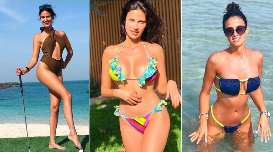 <p>La modella, nuova star dei social, è appassionatadisport:è anche super tifosa della Juve</p>