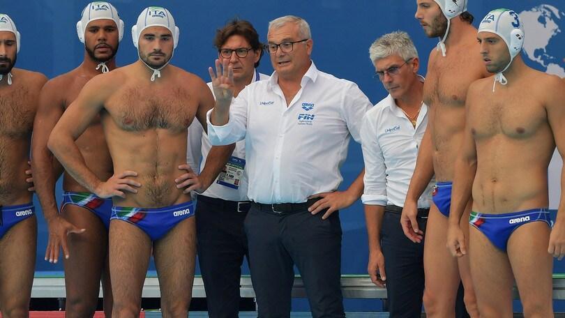 """Il Settebello sfida la Spagna per l'oro. Campagna: """"Che sogno"""""""