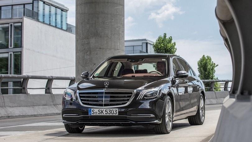 Mercedes EQS, nel 2021 l'elettrica di lusso dalla linea sportiva