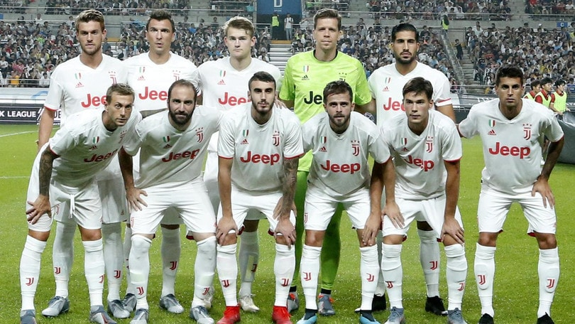 La Juventus è tornata in Italia