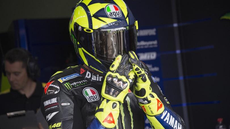 """Bautista invita Valentino Rossi: """"Vieni in Superbike"""""""
