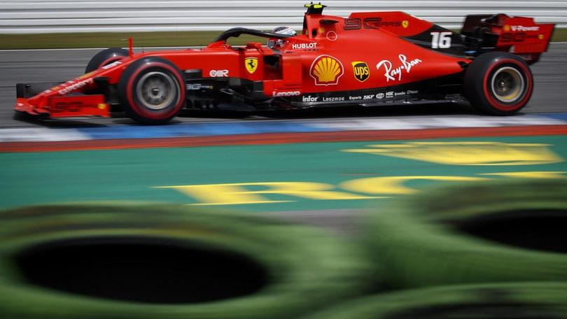 """Gp Germania, Leclerc: """"Deluso ma in gara darò tutto"""""""