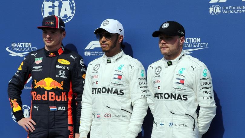 F1, Gp Germania: griglia di partenza e diretta TV