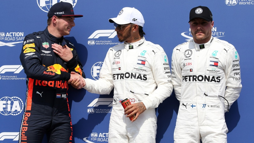 "Gp Germania, Bottas: ""Noi fortunati con i problemi in Ferrari"""