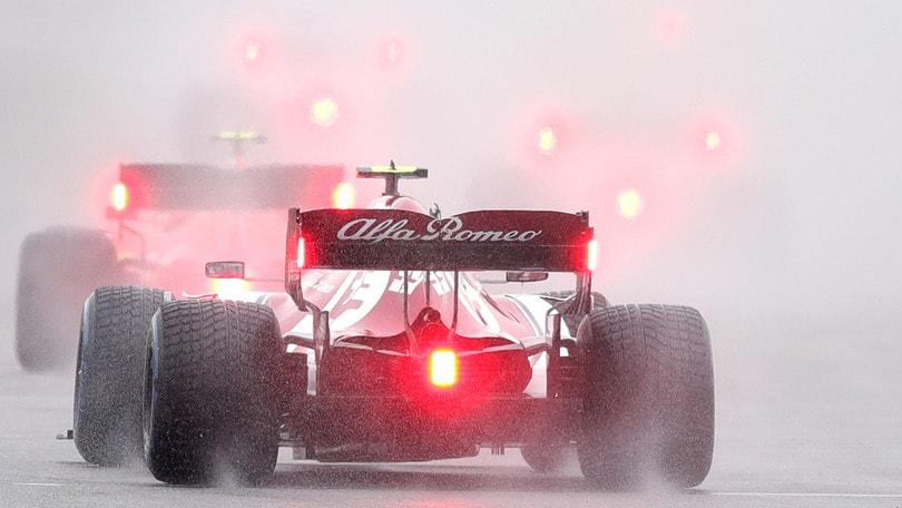 Gp Germania: Alfa Romeo penalizzate, Hamilton chiude nono