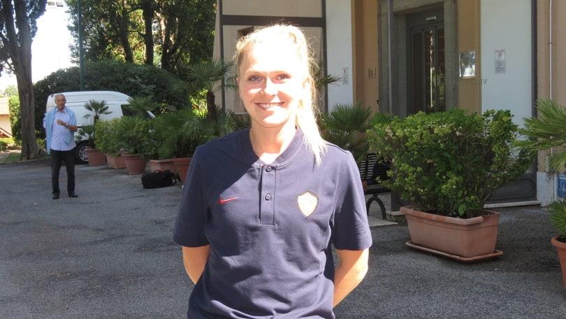 La Roma Femminile comincia la stagione: visite mediche a Villa Stuart