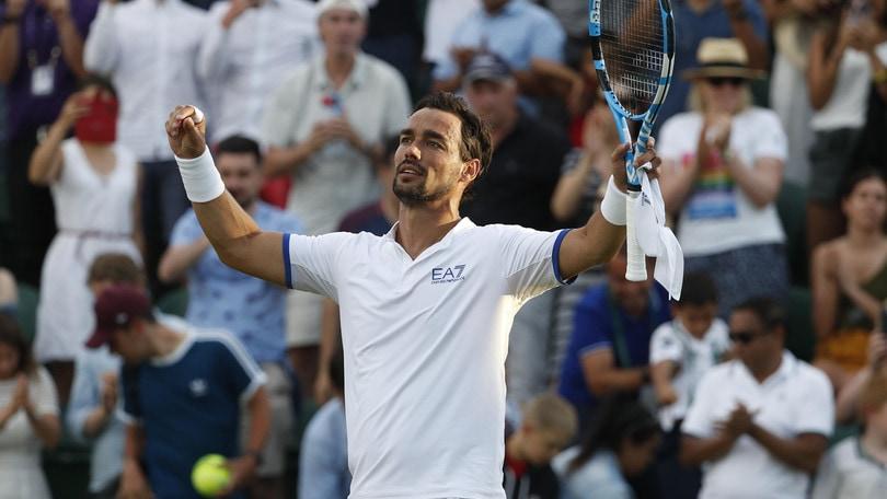 Ranking Atp: Fognini torna in nona posizione, comanda sempre Djokovic