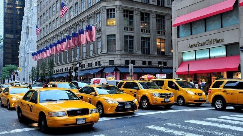 Perché i taxi americani sono gialli?