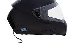 Feher ACH-1, il casco con l'aria condizionata - le immagini