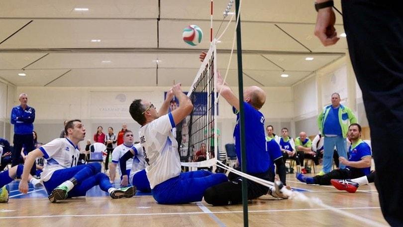 La nazionale di sitting si prepara alla Nerulum Cup