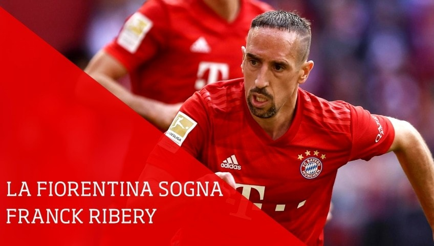 Fiorentina, il sogno è Ribery