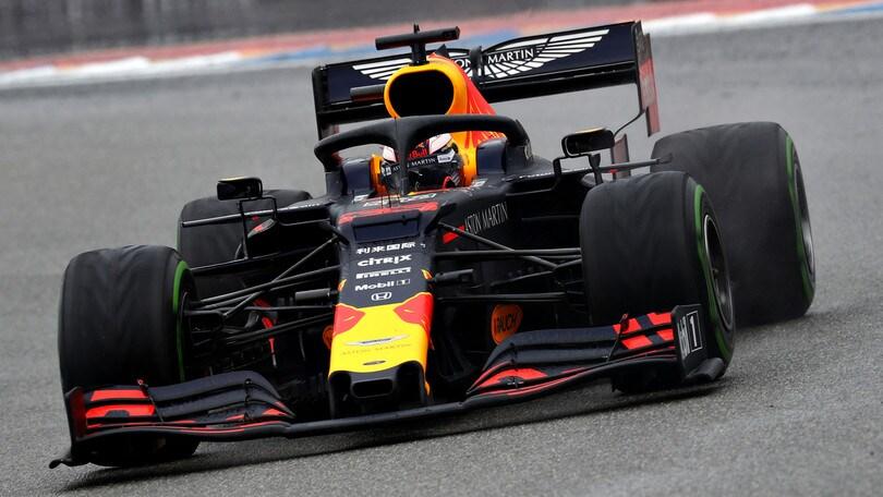 Red Bull, pit stop da record a Hockenheim