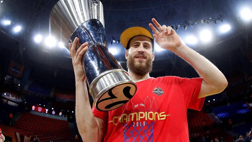 Olimpia Milano, ufficiale l'acquisto di Sergio Rodriguez