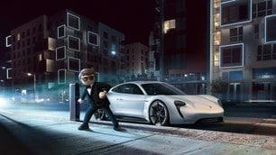 """Porsche Mission E protagonista in """"Playmobil, the Movie"""", le foto"""