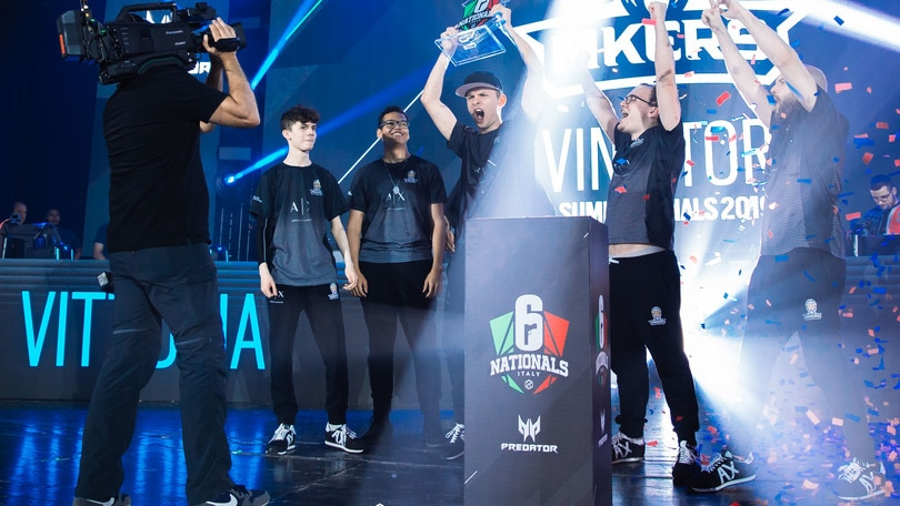PG Nationals: i Mkers sono i campioni di Rainbow Six Siege