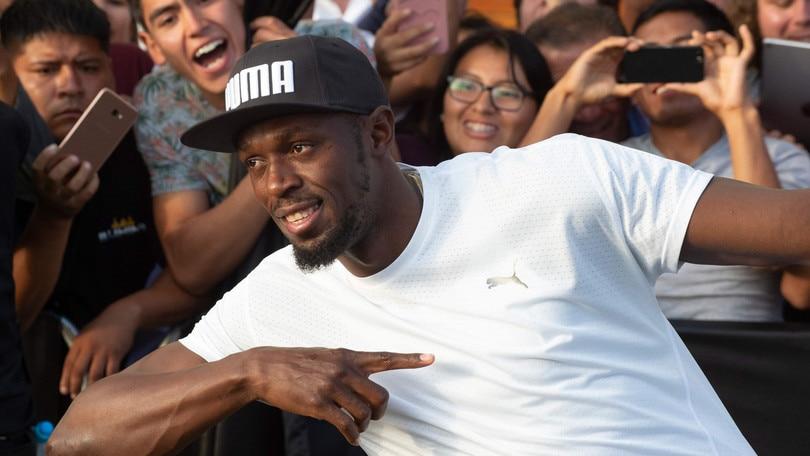 Bolt, in arrivo il primo figlio: