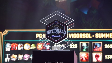 PG Nationals League of Legends: Sparks ancora campioni