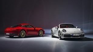 Porsche 911 Carrera: le immagini