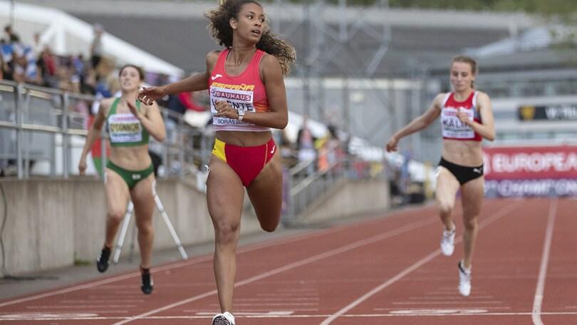 L'atleta Maria Vicente partner di Richard Mille