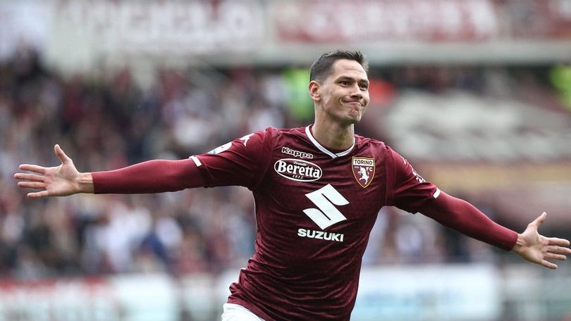 Torino, per il Lecce Mazzarri recupera Lukic