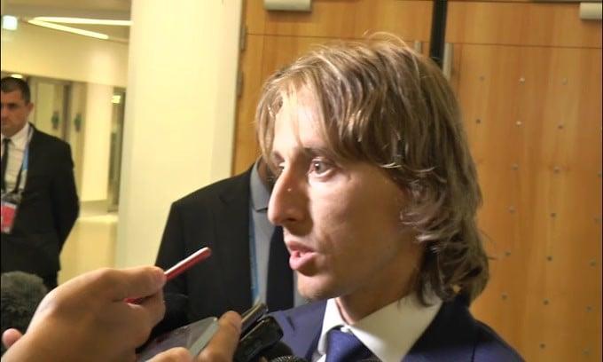 Un 'Like' di Modric fa sognare i milanisti