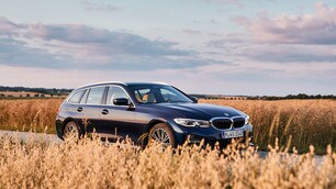 BMW Serie 3 Touring: le immagini