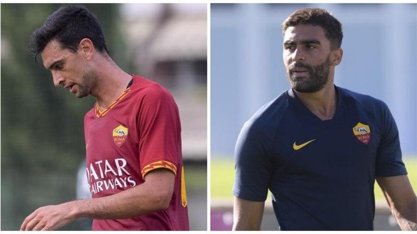 Roma, affaticamento per Pastore: out contro il Perugia. Defrel va al Cagliari