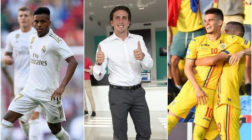 I 50 migliori giovani per la Uefa: quattro giocano in Serie A
