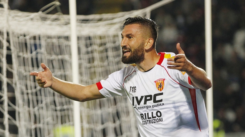 Benevento-Cittadella 2-0: la doppietta di Coda decide l'amichevole