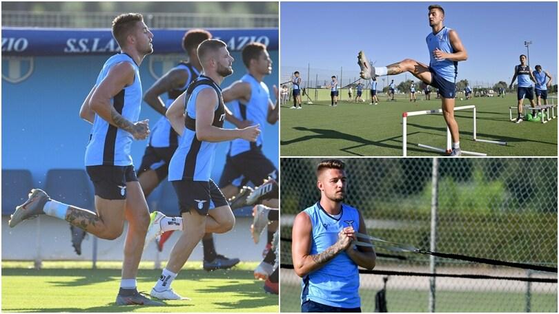 Lazio, occhi su Milinkovic: la concentrazione del Sergente