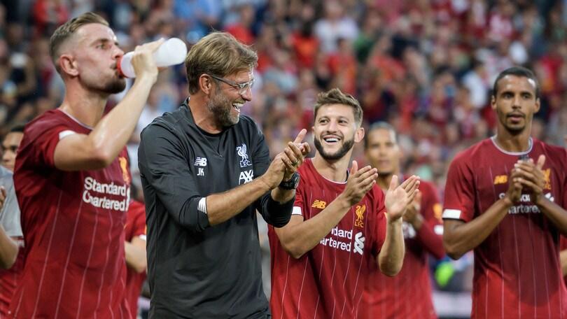 Amichevoli: ok Chelsea e Liverpool, l'Arsenal vince solo ai rigori