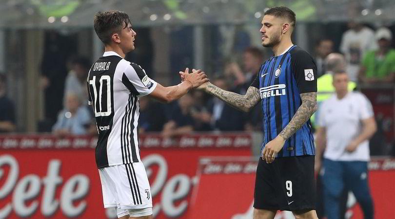 Inter su Dybala: clamorosa risposta alla Juve
