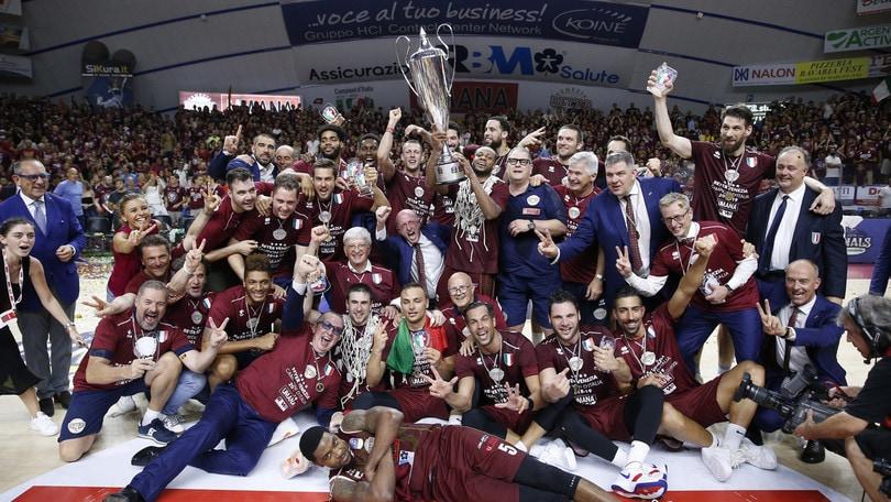 La Serie A di basket parte di martedì, a Natale derby di Bologna