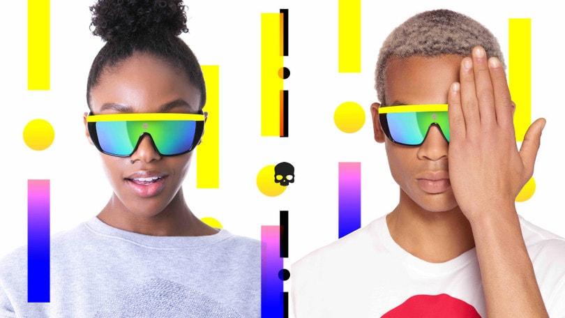 Gli occhiali da sole Italia Independent per Hydrogen