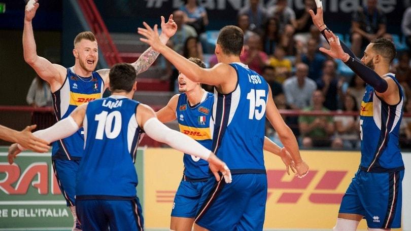 L'Italia batte il Belgio in amichevole