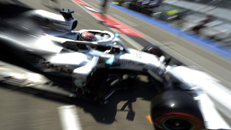 F1, d'ora in poi solo penalità di tempo per gli
