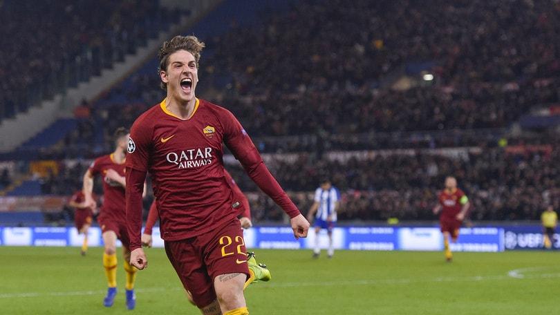 """Zaniolo: """"Non sono come Totti, ma voglio mettere la Roma al centro di tutto"""""""