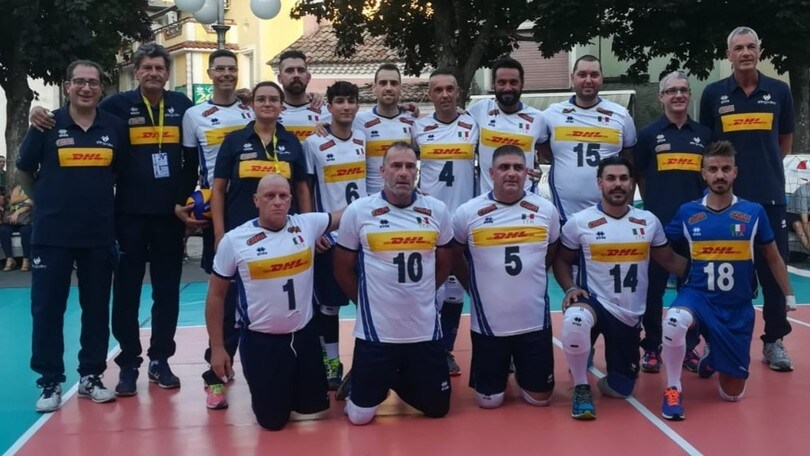 Nerulum Cup: una vittoria e una sconfitta per gli azzurri