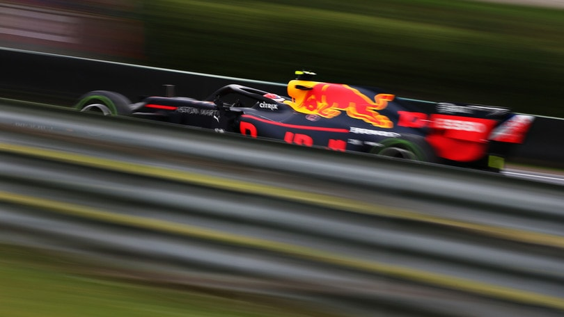 Gp Ungheria, Gasly chiude le libere al comando. Sesto Leclerc, Vettel indietro