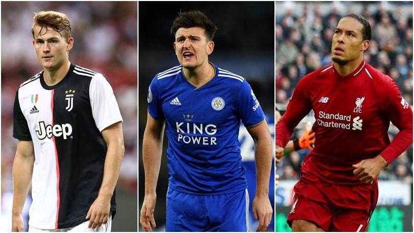 Maguire-United: 1° nella top 10 dei difensori più cari di sempre?