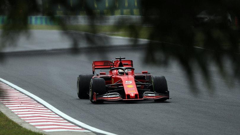 Gp Ungheria, Vettel e Leclerc per la pole: diretta qualifiche ore 15