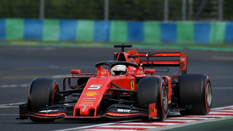 """Ferrari, Vettel quinto in qualifica: """"Difficile fare più di così"""""""
