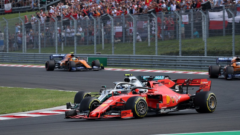 """Vettel terzo in Ungheria: """"Mai veloci, il podio è un contentino"""""""