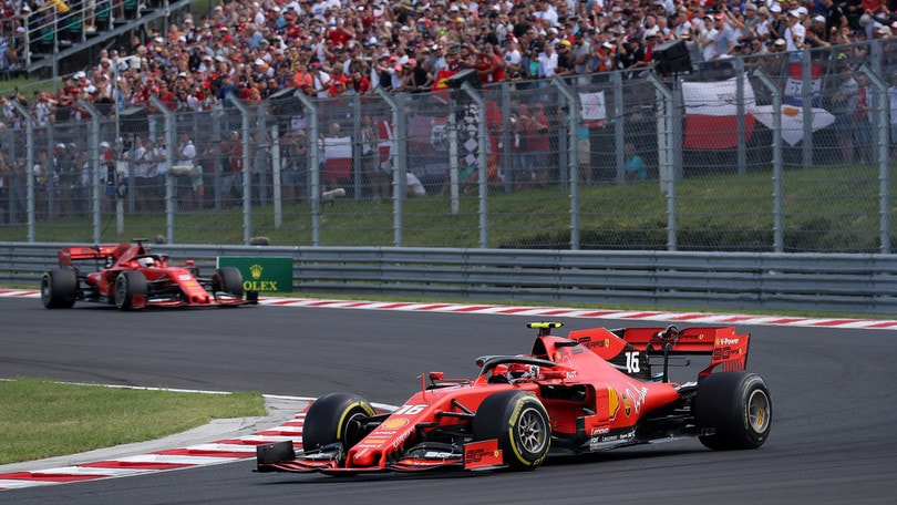 "Leclerc quarto: ""Gara complicata, ne eravamo consapevoli"""