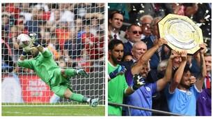 Community Shield: Bravo regala il titolo a Guardiola