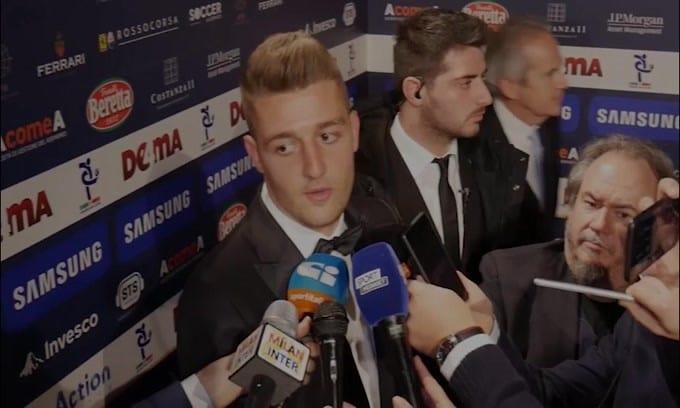 La Lazio aspetta l'offerta per Milinkovic Savic