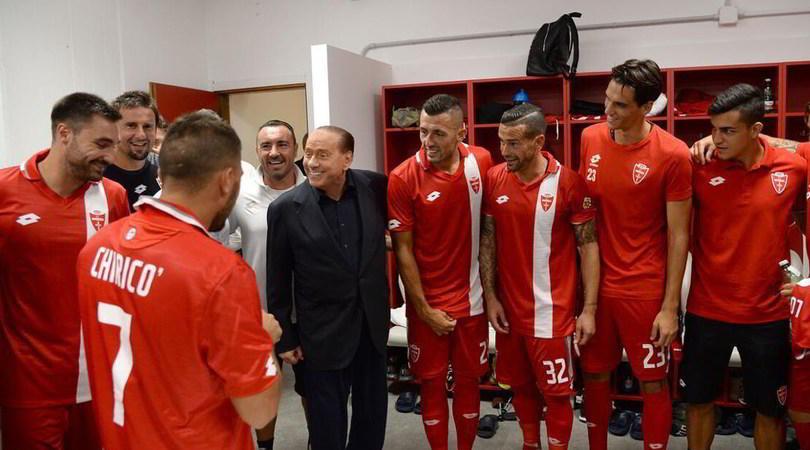 Coppa Italia, il Monza di Berlusconi sfiderà il Benevento di Pippo Inzaghi