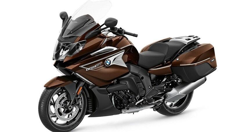BMW Motorrad, ecco il nuovo listino